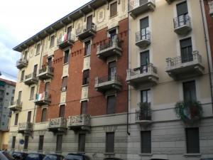 Case impiegati e maestri municipali, vie Bianzè, Digione, Alpignano, Rosta
