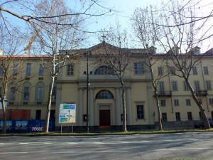 Ricovero di mendicità e chiesa in corso Casale 56. Fotografia di Paola Boccalatte, 2014. © MuseoTorino