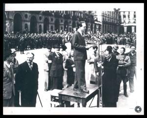 6 maggio 1945  La città festeggia la Liberazione