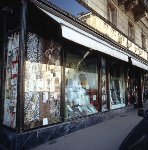 Provasoli, particolare esterno, Fotografia di Marco Corongi, 2001 ©Politecnico di Torino