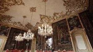 Palazzo Chiablese. Fotografia di Paolo Mussat e Paolo Pellion, 2010. © MuseoTorino-Soprintendenza per i Beni Architettonici e Paesaggistici del Piemonte