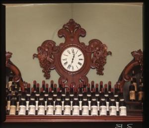 Parola, orologio, 1998 © Regione Piemonte