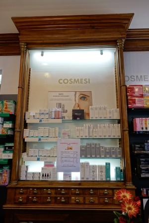 Farmacia Chimica del Corso, particolare dell'interno, 2017 © Archivio Storico della Città di Torino