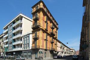 Alessandro Antonelli, Casa Scaccabarozzi (Fetta di Polenta), 1840-81. Fotografia di Fabrizia Di Rovasenda, 2010. © MuseoTorino