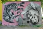 SAM, ex zoo comunale, Parco Michelotti, 2012
