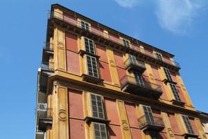Alessandro Antonelli, Casa Scaccabarozzi (Fetta di Polenta), 1840-1881. Fotografia di Fabrizia Di Rovasenda, 2010. © MuseoTorino
