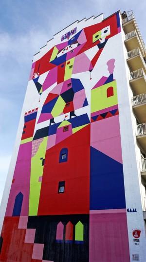Camilla Fasini, La Città delle Dame, 2018. TOward 2030 - What are you doing? GOAL 5 Gender Equality