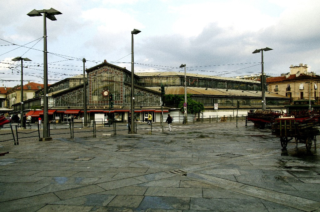 Mercato di porta palazzo museotorino - Mercato coperto porta palazzo orari ...