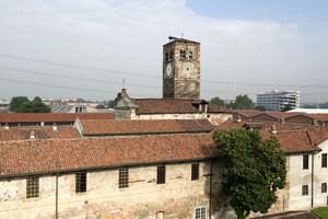 Veduta dell'Abbadia di Stura. Fotografia di Marco Saroldi, 2010. © MuseoTorino.