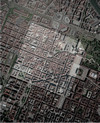 Il perimetro della città romana