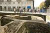 I resti della torre angolare romana presso il santuario della Consolata. Fotografia di Marco Saroldi, 2010. © MuseoTorino