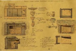 Tombe in borgata Cenisia