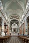 Chiesa di Sant'Agostino, interno. Fotografia Studio fotografico Gonella, 2011. © MuseoTorino