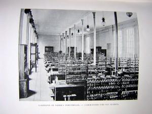 Regio Museo Industriale, Laboratorio Stazione Agraria