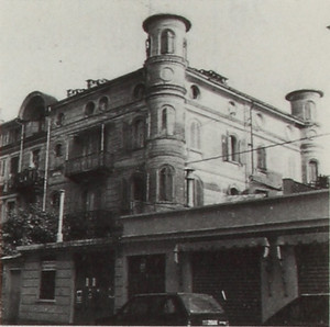 Complesso residenziale compreso tra le vie Lamarmora, Montevecchio, Legnano