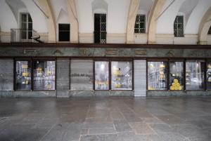 Ex Paissa, emporio drogheria, esterno, 2017 © Archivio Storico della Città di Torino