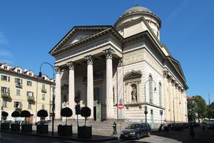 Chiesa di San Massimo. Fotografia di Fabrizia Di Rovasenda, 2010. © MuseoTorino
