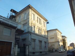 Scuola elementare Gian Enrico Pestalozzi. Fotografia di Paola Boccalatte, 2014. © MuseoTorino