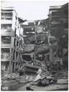 Via Nizza. Stabilimento FIAT Lingotto. Effetti prodotti dai bombardamenti dell'incursione aerea del 30 novembre 1942. UPA 2466D_9C03-25. © Archivio Storico della Città di Torino