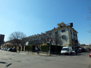 Isolato san Massimiliano