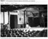 Interno del cinema Statuto cinque mesi dopo l'incendio, 24 luglio 1983 ©Claudio Papi/La Presse