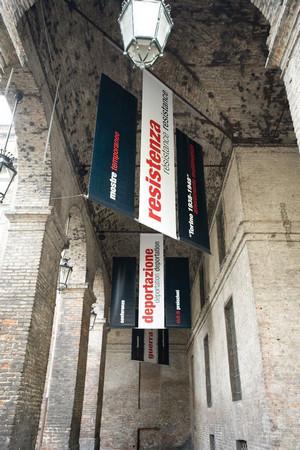 Museo Diffuso della Resistenza, esterno del museo. © Museo Diffuso della Resistenza