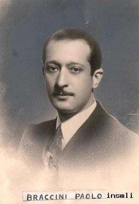 Paolo Braccini (Canepina, Viterbo, 1907 - Torino, 1944)