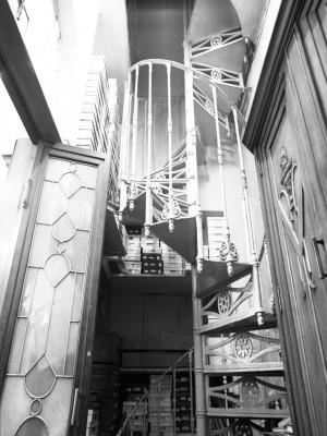 Barbisio, scala interna, 1999 © Regione Piemonte