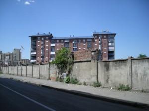 Via Francesco Cigna 155 già industria vetraria e abitazione