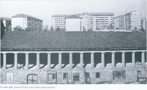 Foto storica della parte rustica della cascina La Marchesa, già La Florita prima della ristrutturazione. © EUT 6.