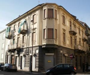Casa di abitazione via Damiano 11 (già via Mondovì 23)