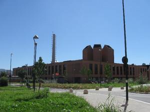 Il complesso del Santo Volto con gli uffici della Curia visto da via Valdellatorre.Fotografia diElisa Parmesani, agosto 2010.©MuseoTorino.