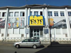 Centro polifunzionale, già stabilimento FERGAT