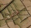 Cascina Cossilla. Carta Topografica della Caccia, 1760-1766 circa. © Archivio di Stato di Torino