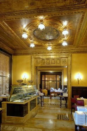 Baratti & Milano, ampliamento 1911, interno, Fotografia di Marco Corongi, 2005 ©Politecnico di Torino