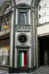 Dettaglio della Galleria San Federico. Fotografia di Edoardo Vigo, 2012.