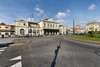 Piazza XVIII dicembre e stazione di Porta Susa. Fotografia di Mattia Boero, 2010. © MuseoTorino