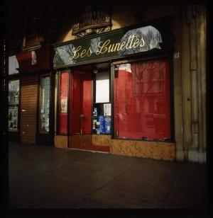 Les Lunettes, ottica, esterno, 1998 © Regione Piemonte