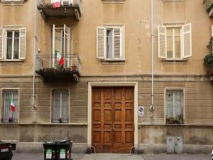 Ex stabilimento Fert di via Asti, oggi edificio residenziale