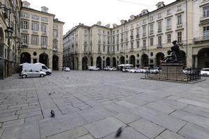 Piazza Palazzo di Città. Fotografia di Paolo Gonella, 2010. © MuseoTorino