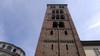 Il campanile di Sant'Andrea (1). Fotografia di Plinio Martelli, 2010. © MuseoTorino.
