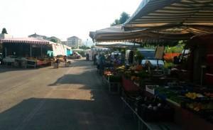 Mercato di Piazza Vico, Moncalieri