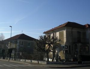 Città giardino di Mirafiori, via Plava