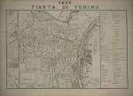 1876. Pianta di Torino