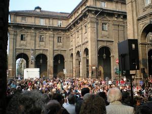 Quartieri Militari, Palazzo San Daniele, 2006 © Museo Diffuso della Resistenza, della Deportazione, della Guerra, dei Diritti e della Libertà