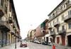 Via Giachino, già strada provinciale di Lanzo