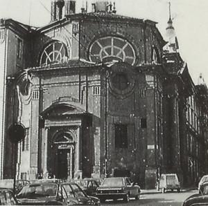 Chiesa e convento di San Michele, ora chiesa di rito bizantino