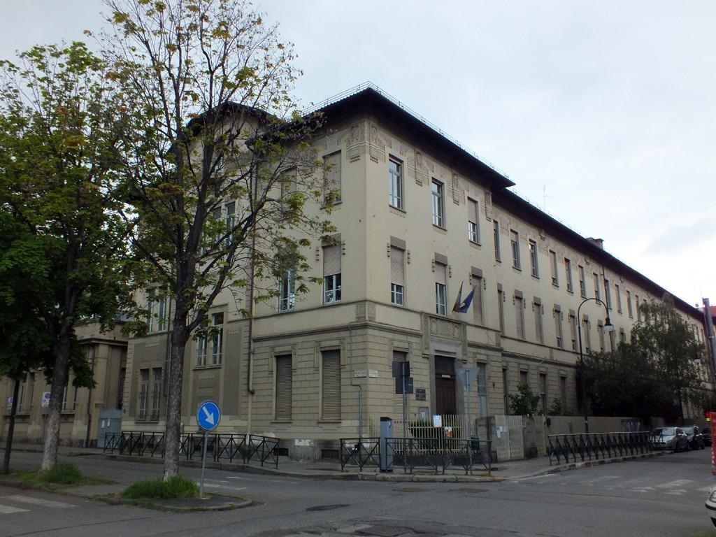 Scuola elementare vittorio alfieri museotorino for Scuola burgo milano