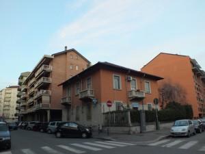 Edificio di civile abitazione, già Fonderia Torinese, già S.A.F.T.