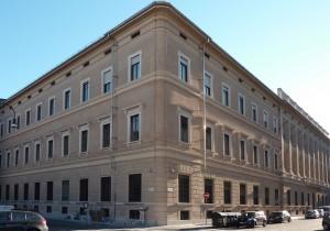 Fronti su via Grandis angolo via Guicciardini. Fotografia di Caterina Franchini per MuseoTorino
